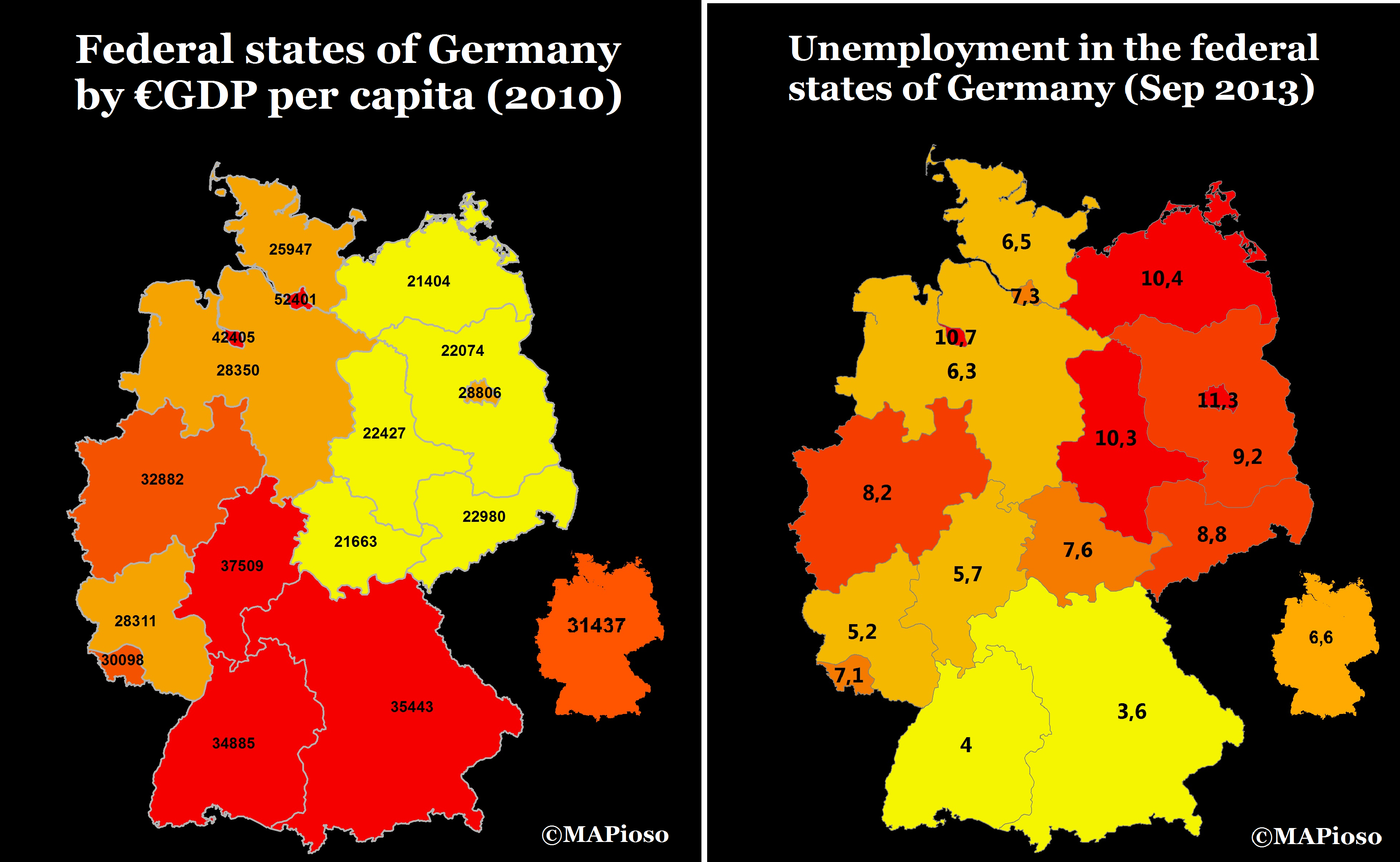 former east germany today